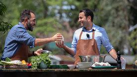 Grillen mit Ali und Adnan