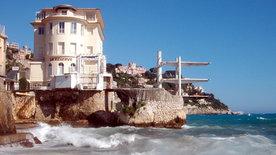Frankreichs blaue Küste