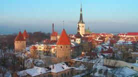 Estland: Wölfe, Biber, Bären