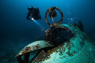 Geheimnisse auf dem Meeresgrund