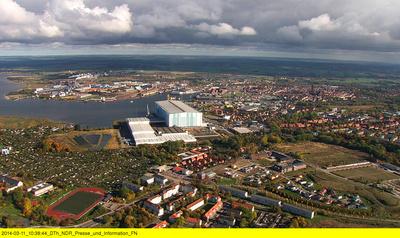 Mecklenburg-Vorpommern von oben