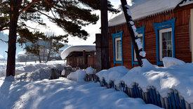 Ein Brandenburger in Sibirien