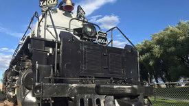 Big Boy - Auf den Spuren der Transkontinentalen Eisenbahn