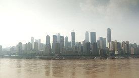 Leben in Chinas neuer Megacity -<br/>Der Aufstieg der Stadt Chongqing