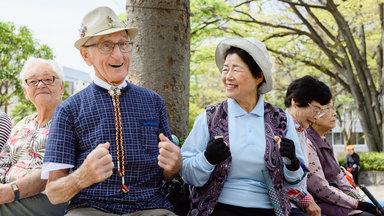 Mit 80 Jahren Um Die Welt - Mit 80 Jahren Um Die Welt - Japan