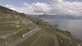 Traumhafte Bahnstrecken der Schweiz (4/4)