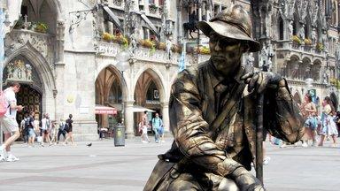 Zdf.reportage - Zdf.reportage Sammeln, Betteln, Musizieren - Der Harte Alltag Der Straßenkünstler