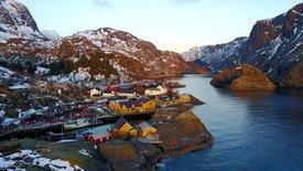 Traumorte - Norwegen