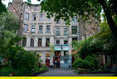 Geheimnisvolle Orte: Clärchens Ballhaus