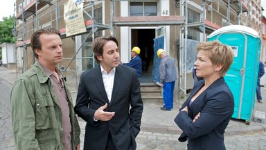 Soko Wismar, Soko, Serie, Krimi - Das Verschlossene Zimmer