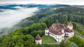 Burgen und Schlösser in der Steiermark -<br/>Zeugen der Geschichte