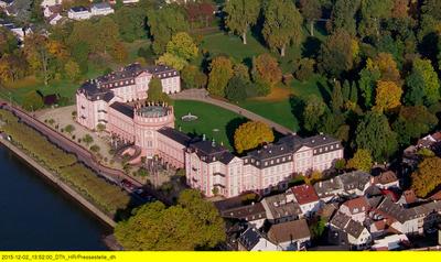 Hessen von oben: Die schönsten Schlösser und Burgen