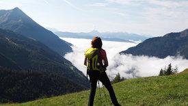 Weg in die Stille - Zu Fuß durch die Pfunderer Berge
