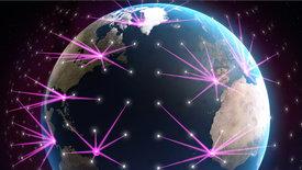 Highspeed-Internet aus dem All