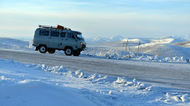 Die gefährlichsten Schulwege der Welt: Sibirien