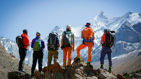 Hoch hinaus - Die Kirgistan-Expedition