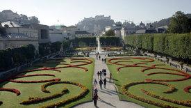 Salzburg - Gesamtkunstwerk im Herzen Europas