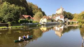 Unterwegs auf alten Bahntrassen - Raderlebnis<br/>in Niederösterreich