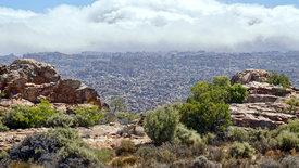 Von Kapstadt in die Kalahari