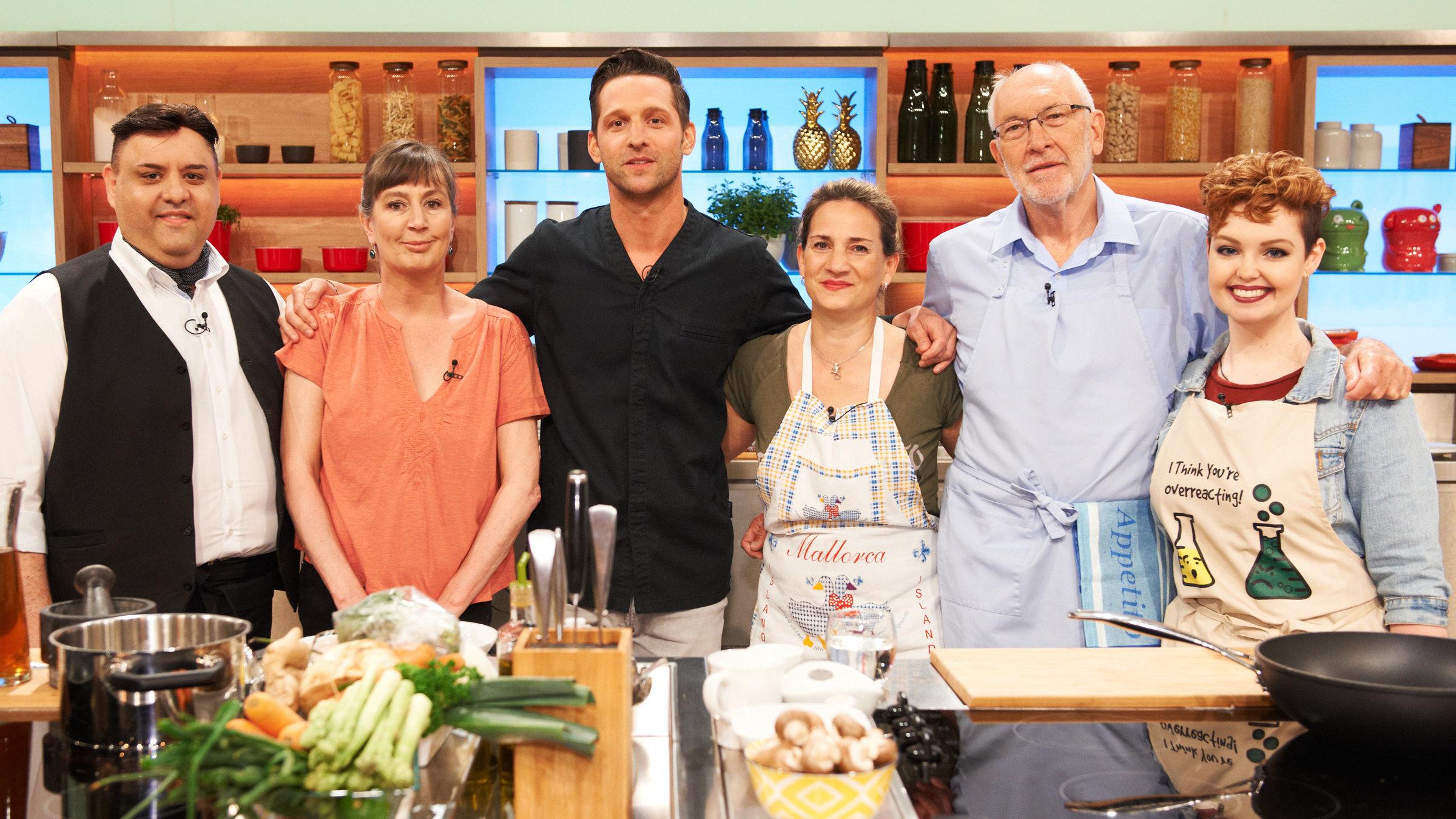 Die Küchenschlacht vom 28. Juni 2017 - ZDFmediathek