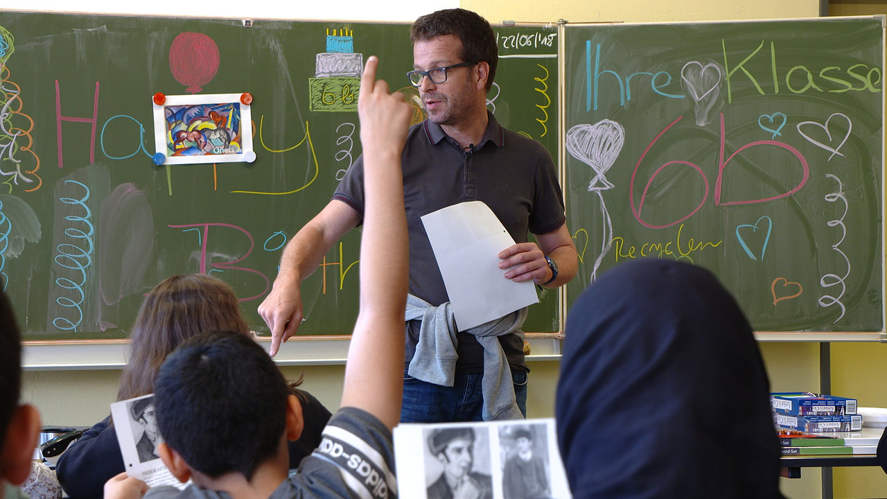 Lehrer über Dem Limit