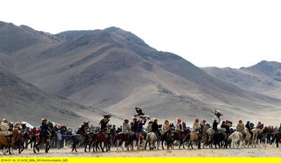 Meine Traumreise in die Mongolei