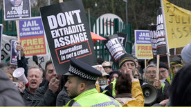 Der Fall Assange - Eine Chronik