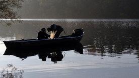 Der Main und seine Fischer