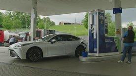 Unter Druck: Wasserstoff in der Mobilität