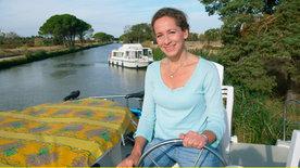 Auf dem Canal du Midi zum Mittelmeer
