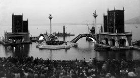 Sprungbrett in die Welt – 75 Jahre Bregenzer Festspiele
