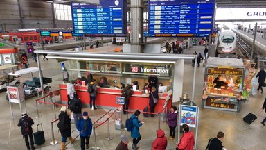 Zdf.reportage - Zdf.reportage Deutschland Xxl- München - Bahnhof Der Superlative