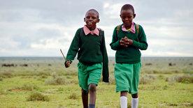 Die gefährlichsten Schulwege der Welt: Kenia