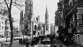 Geheimnisvolle Orte: Der Kurfürstendamm - Boulevard mit<br/>Geschichte