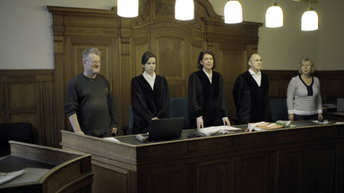 Zdf.reportage - Justiz Im Ausnahmezustand
