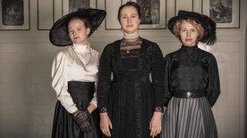 Die Unbeugsamen - Drei Frauen und ihr Weg zum Wahlrecht