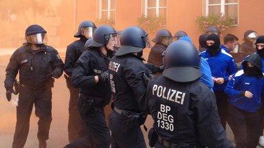 Zdf.reportage - Zdf.reportage: Nachwuchs Für Die Bundespolizei - Zum Ersten Mal Auf Streife