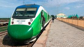 Von altem Eisen und neuen Zügen im Sudan