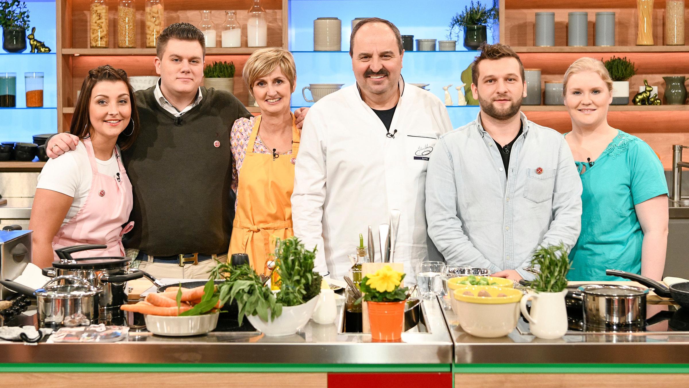 Die Küchenschlacht vom 24. April 2019 - ZDFmediathek