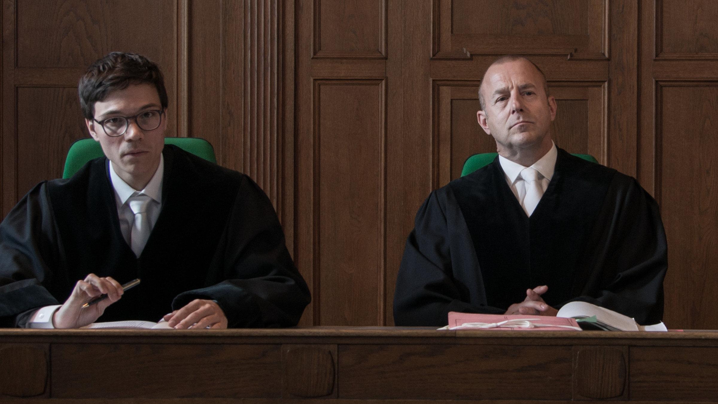 Fernsehfilm Der Woche Der Richter Zdfmediathek