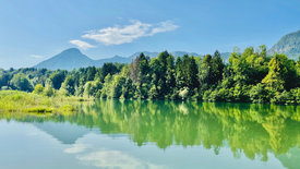Die Drau entlang - Kärntens grüne Lebensader