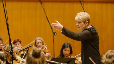 Die Dirigentin Marin Alsop - Botschafterin der Musik
