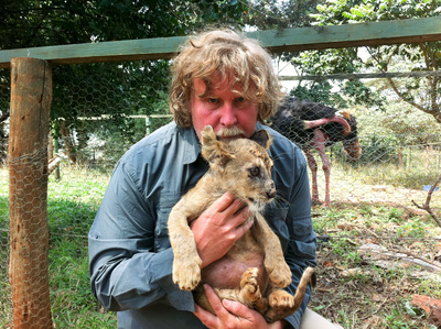 Wildes Nairobi - Wo Leoparden durch Gärten schleichen