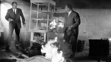 Dr. Mabuse - Scotland Yard Jagt Dr. Mabuse