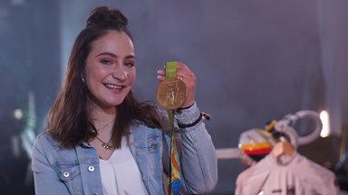 Zdfzeit - Sportstars: Kristina Vogel