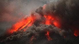 Leben auf dem Vulkan