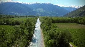 Von Südtirol an die Adria - Entlang der Etsch