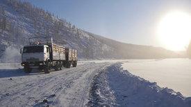 Russland - Die Eistrucker von Jakutien