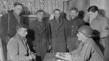 Zdf History - Rückkehr In Uniform: Jüdische Deutsche Im Krieg Gegen Hitler