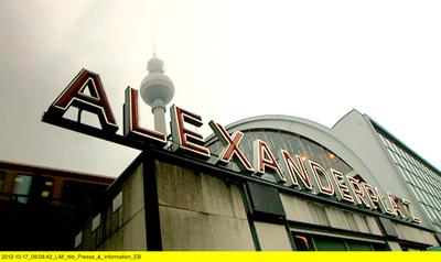 Geheimnisvolle Orte: Der Alexanderplatz